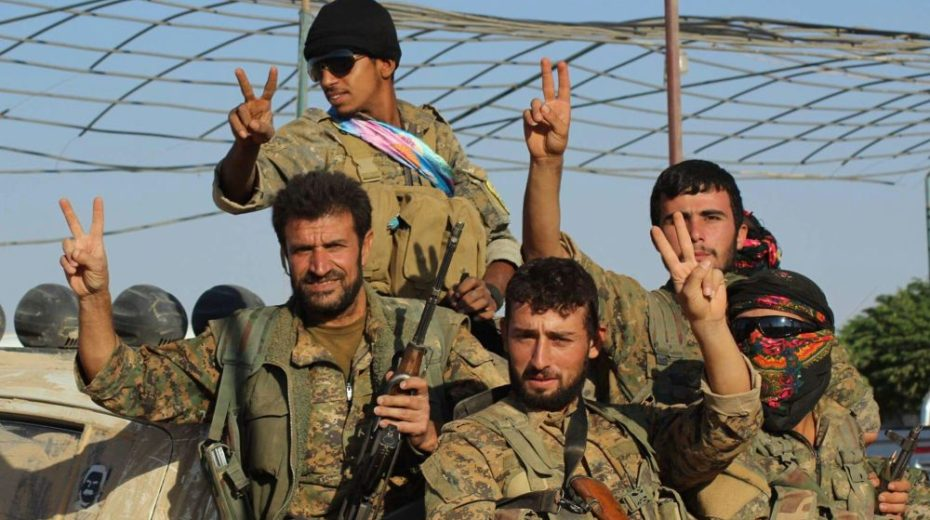 The United States, Turkey and the SDF: The Internal War Between Syria's Enemies - TheAltWorld