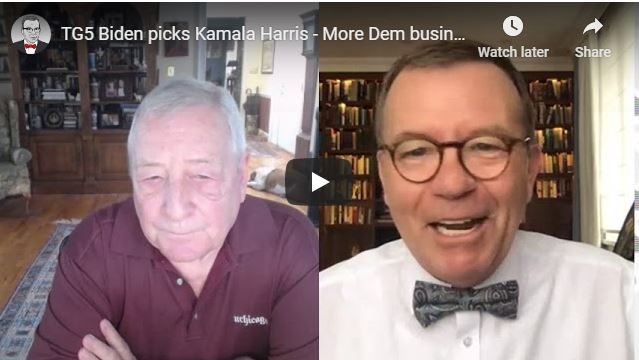 Mike Pence corners Kamala Harris on packing SCOTUS, and